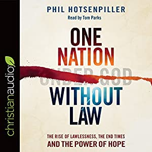 One Nation Without Law Audiobook