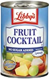 Libby's Splenda Fruit Cocktail, 15-Ounce Cans (Pack of 12)