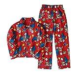 Super Mario Brothers 2 Piece Pajama Set