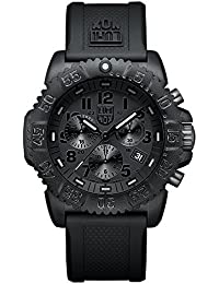 Mens 3081.BO Quartz Black Dial Carbon Reinforced Polycarbonate Watch