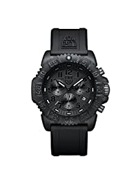 Luminox Men's 3081.BO Quartz Black Dial Carbon Reinforced Polycarbonate Watch