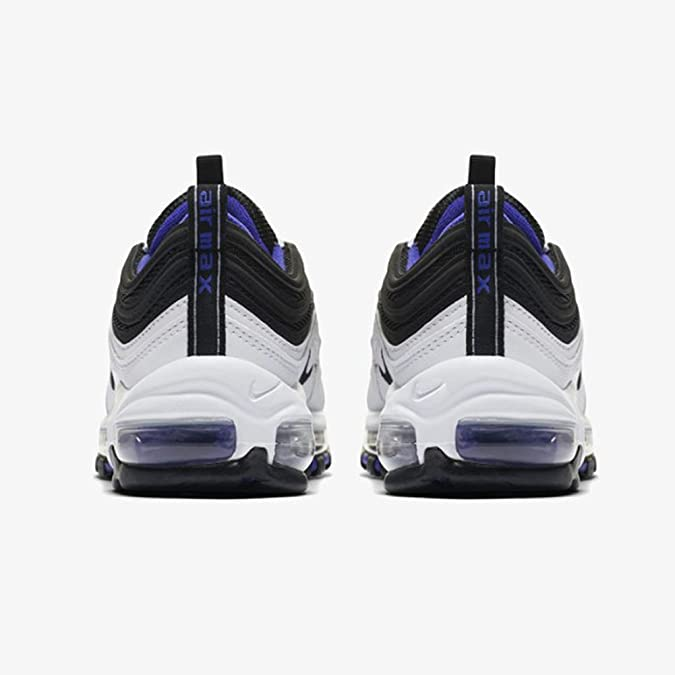 283b1ceee9 Amazon.com | NIKE Air Max 97 White/Black-Persian Violet (GS) | Sneakers