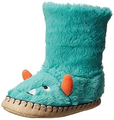 Amazon.com | carter's Sunny Slipper (Toddler/Little Kid), Turquoise, Small (5-6 M US Toddler ...