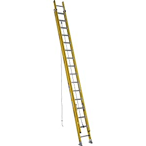 Werner, 7132-2, Extension Ladder, Fiberglass, 32 Ft, Iaa