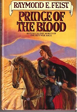 book cover of Prince of the Blood