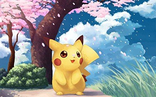 Pokemon Pikachu Japón Comestible Decoración Para Tarta para ...