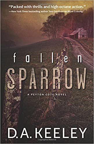 Amazon-äänikirjat ladataan Fallen Sparrow (A Peyton Cote Novel) ePub