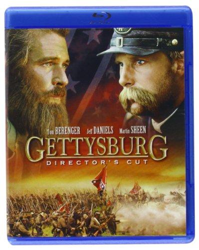 Blu-ray : Gettysburg (Director's Cut) (Director's Cut / Edition, Digital Theater System, AC-3, )