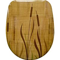 Sanitop-Wingenroth Toilet Seat with Fast Fix Papyrus 0 by
