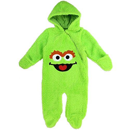Green Baby Pram Blanket - 7