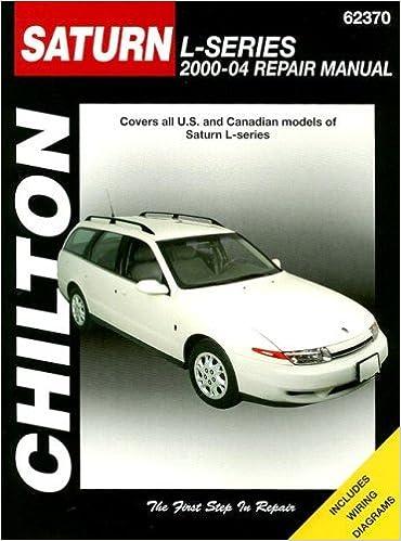 2004 saturn l series problems