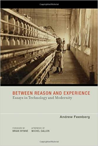 amazoncom between reason and experience essays in technology  amazoncom between reason and experience essays in technology and modernity inside technology  andrew feenberg michel callon books