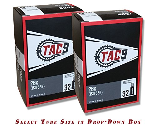 TAC 9 2 Pack Tube, 26