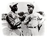 Dizzy Dean and Satchel Paige 8x10 Photo - Mint Condition