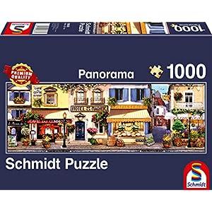 Schmidt Spiele 58383 Puzzlepasseggiata Da Parigi 1000 Pezzi Multicolore