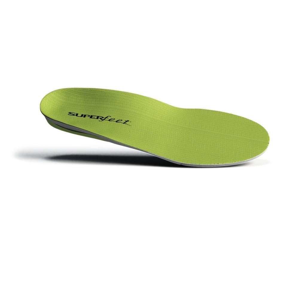Superfeet Premium Insoles - Green Size B