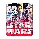 Disney Star Wars Alliance Plush Throw Blanket - 40'' x 50''