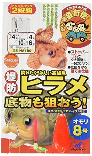 ハヤブサ(Hayabusa) 堤防ヒラメ 底物も狙おう 4/10-4 HA180-4/10-4の商品画像
