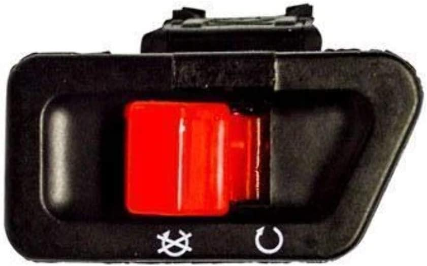 Safety Kill Switch Button for Scooter Moped by VMC CHINESE PARTS