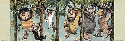 Where the Wild Things Are Poster (36''x12'') by Close Up