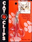 Allary CAT AND SMALL DOG NAIL CLIPPERS