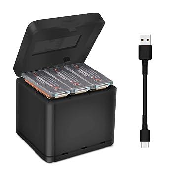 Zoom Batterie 3in1 Auto Ladegerät Adapter Ladeadapter für Dji Mac 2 Pro