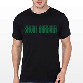 Saudi arabia T-Shirt for Men, Size M