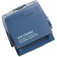 Fluke Networks DTX-CHA002 Cat 6A/Class EA Channel Adapter for DTX-1800 CableAnalyzer