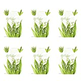 WILLOWBROOK Fresh Scents Scented Sachets - Lily of