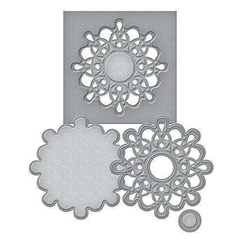 Spellbinders Shapeabilities D-Lites Die-Medallion 7
