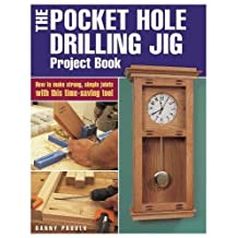 Kreg PHD BOOK The Pocket Hole Drilling Jig Proje Count Count Book by Danny Proulx