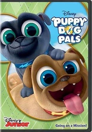 Puppy Dog Pals 1 Puppy Dog Pals 1 1 Dvd Amazon Co Uk Lavagnino Sam Dvd Blu Ray