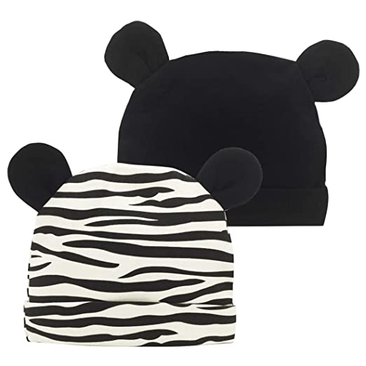 a90eb51a5 Amazon.com: Baby Beanies for Boys Knit Newborn Winter Hat Toddler ...