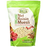 New World Foods Sugar-Free Fruit Nut Muesli, 908gm