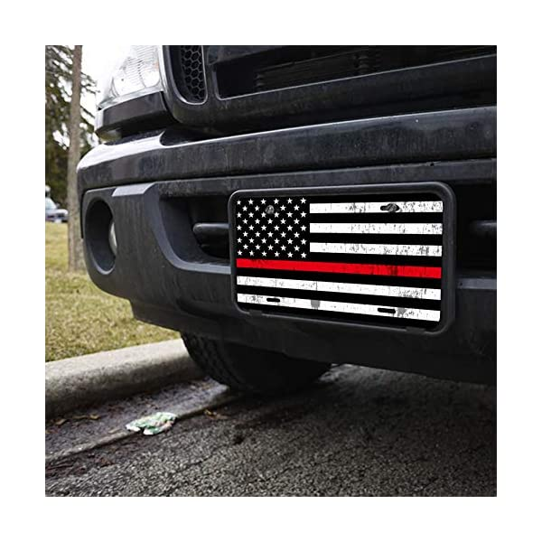 black cover for license plate usa