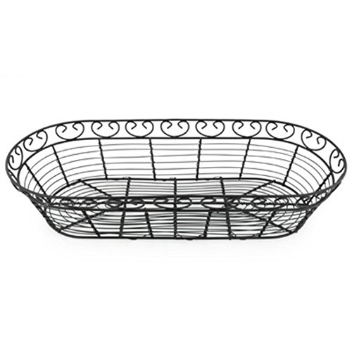 iron bread baskets/ fruit and vegetables/Towel blue debris basket-D (Fruit Basketd)