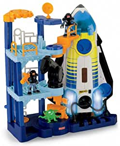 Fisher-Price Imaginext Space Shuttle and Tower