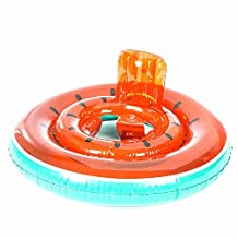 Magical Imaginary Kids Inflatable Watermelon Baby Floats,Infant Floaties, Floaties Boat for Age 6-36 Months