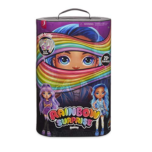 Poopsie Rainbow Surprise Dolls - Amethyst Rae or Blue Skye, Multicolor