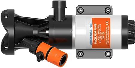 SewerFlo Quick Release RV Macerator Pump
