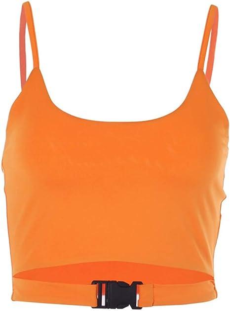 Lispeed Sujetador Bustier Sport Edition para Mujer Ropa Interior de Fitness 100% algodón orgánico: Amazon.es: Deportes y aire libre