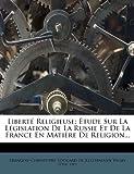 Liberté Religieuse, , 1271198592