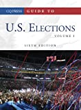 img - for Guide to U.S. Elections, 6th Edition (Congressional Quarterly's Guide to U S Elections) book / textbook / text book