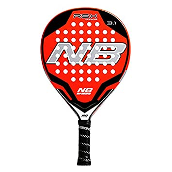 PALA PADEL RSX JUNIOR 3.1. CON FUNDA - ENEBE: Amazon.es ...