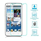 Ake New Tempered Glass Screen Protector Film Guard Skin for Huawei A199 G710
