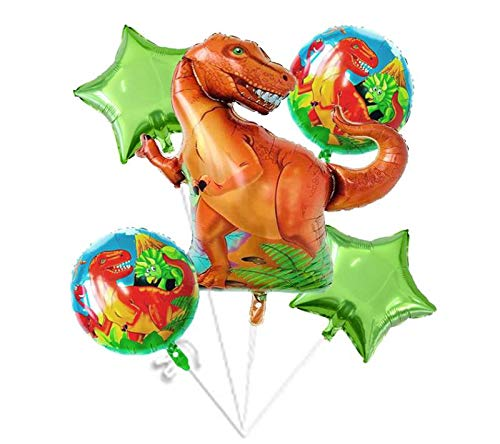 rty Balloon 5 Piece Bouquet ()