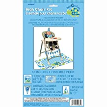Turtle 1st Birthday High Chair Decoration Kit, 4pc