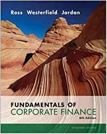 stephen a ross corporate finance pdf