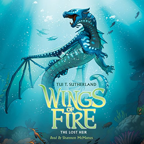 The Lost Heir: Wings of Fire, Book 2