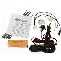 Camera Source CS-TDA-132 Toyota Entune/Display Audio Backup Camera Kit - Plug and Play!